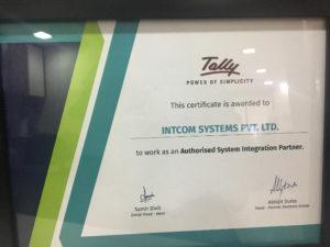 Tally System Integrator
